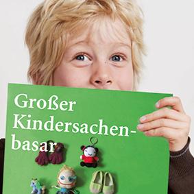 Jubiläumsbasar Für Kindersachen An Der EmiLe