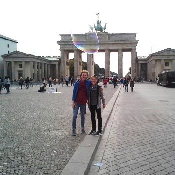Berlin Changing Our School  Brandenburger Tor