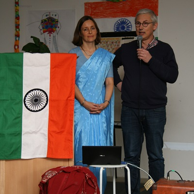 "International Day – Thementag ""Indien"""