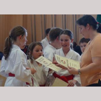 Karate Wettkampf In Erding