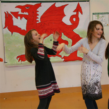International Day – Thementag Wales