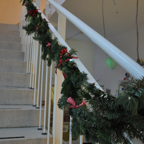 Weihnachtsbazar Zugunsten Wohltätiger Zwecke