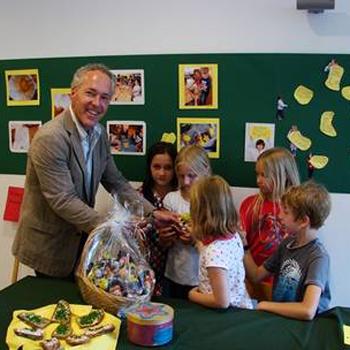 """Sommerfest  Und Projektwoche """"Ernährung – Bio, Fair, Regional"""""""