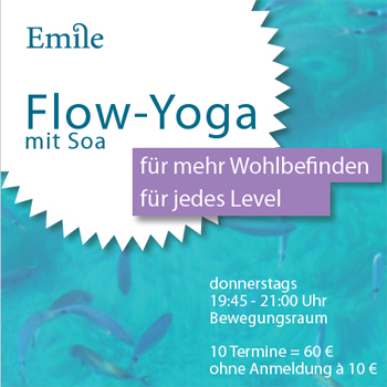 Yoga Start In Das 3. Trimester