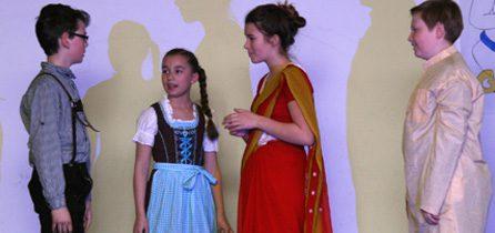 Schulverbund Klassen 5 Bis 10 Fremdsprachen Wahlfaecher Teaser