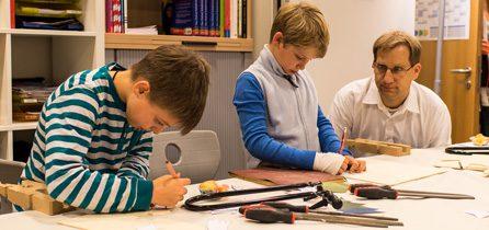 Schulverbund Klassen1 4 Nachmittagsangebot Teaser