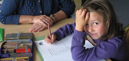 Schulverbund Klassen1 4 Hausaufgaben Teaser